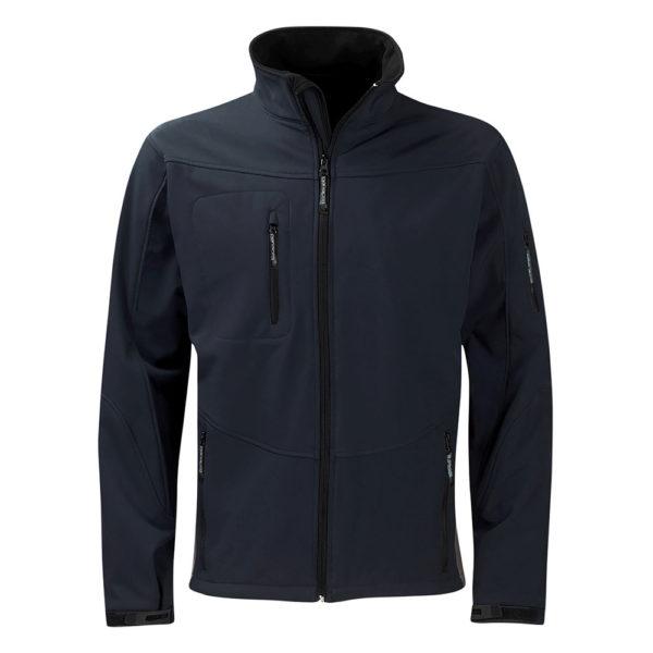 Black Knight Panacea Granite Mens Executive Softshell Jacket SS3G3