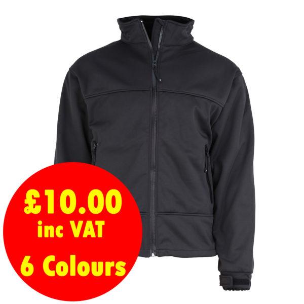 Cygnus Softshell Jacket