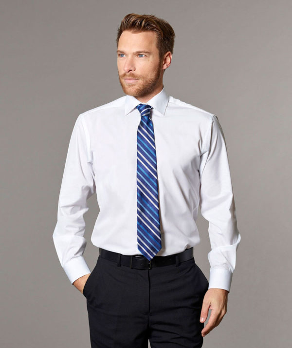 Disley Dundrum Non Iron Long Sleeve Shirt