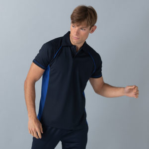 Finden & Hales Performance Piped Polo Shirt LV370