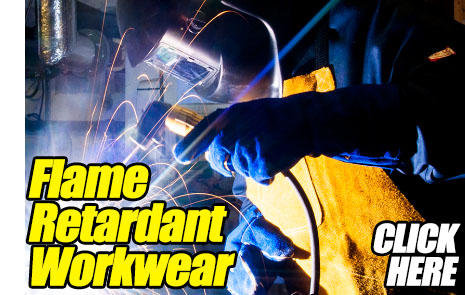 Flame Retardant Workwear HP