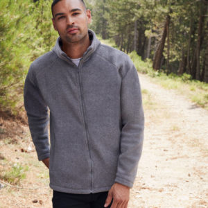 Fruit of the Loom Fleece Jacket SS50