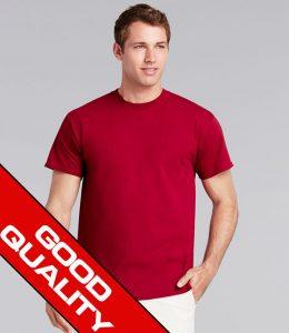 GD05 Gildan Embroidered T-Shirt