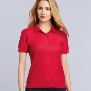 Gildan Ladies DryBlend Double Pique Polo Shirt GD70