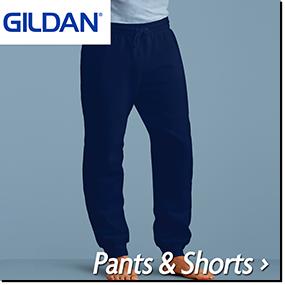 Gildan Pants and Shorts