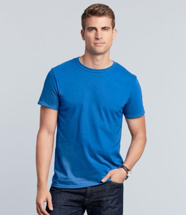 Gildan SoftStyle Ringspun T-Shirt GD01