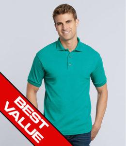 Gildan Value Jersey Polo