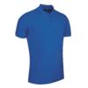 Glenmuir Classic Fit Pique Polo Shirt GM27 Ascot Blue