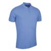 Glenmuir Classic Fit Pique Polo Shirt GM27 Light Blue