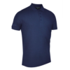 Glenmuir Classic Fit Pique Polo Shirt GM27 Navy Blue