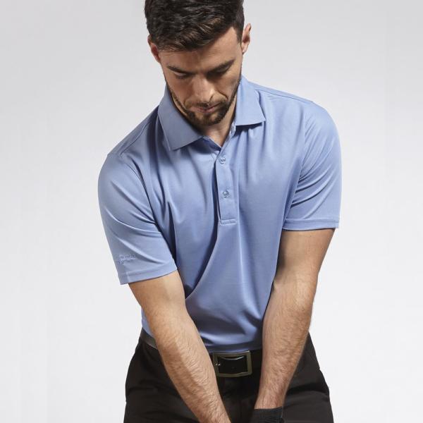 Glenmuir Performance Pique Polo Shirt GM77