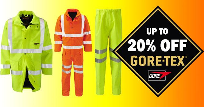 Hi-Vis Gore-Tex Workwear