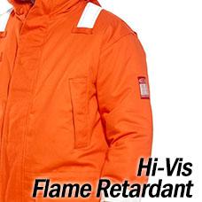 Hi Vis Flame Retardant Clothing