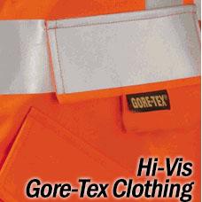 Hi Vis Gore-Tex Clothing