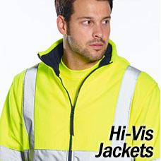 Hi Vis Jackets