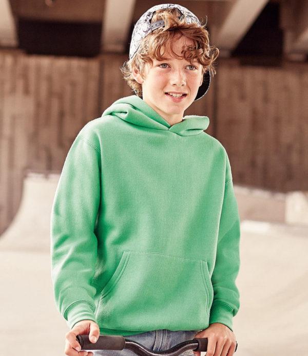 Jerzees Schoolgear Kids Hooded Sweatshirt 575B