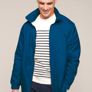 Kariban Lined Windbreaker Jacket KB687
