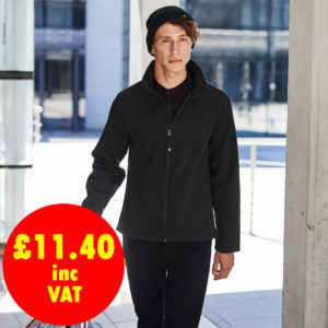 Mens Softshell Jacket Reduced