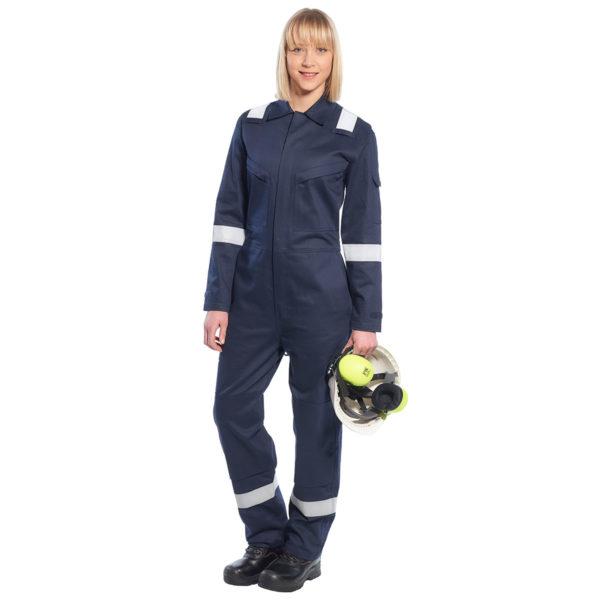 Portwest Bizflame Plus Ladies FR Overalls FR51