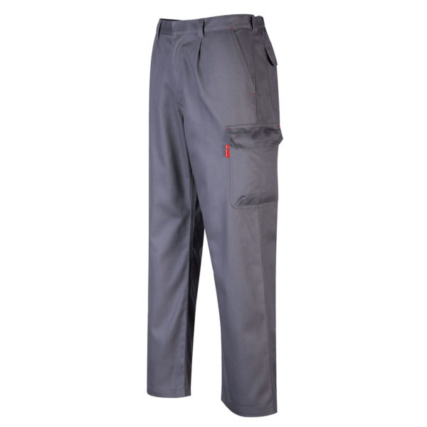 Portwest Bizweld Flame Resistant Cargo Trousers BZ31