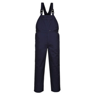 Portwest Burnley Bib & Brace C875 Navy Blue
