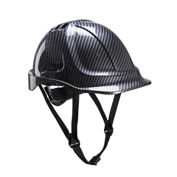 Portwest Endurance Carbon Look Vented Helmet PC55