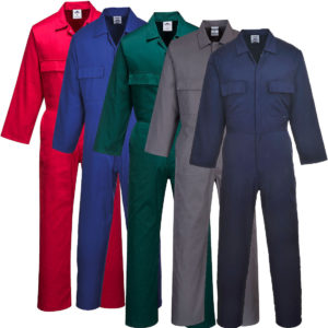 Portwest Euro Work Coverall S999