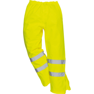 Portwest Hi-Vis Breathable Trousers S487