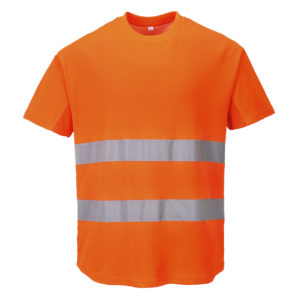 Portwest Hi-Vis Mesh T-Shirt C394