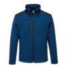 Portwest KX3 Venture Fleece Jacket T830 Persian Blue