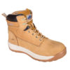 Portwest Steelite Constructo Nubuck Boot S3 HRO FW32 Honey
