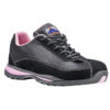 Portwest Steelite Ladies Safety Trainer S1P FW39 Pink