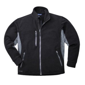 Texo Contrast Fleece Jacket TX40 Portwest