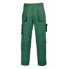 Portwest Texo Contrast Work Trousers TX11 Bottle Green