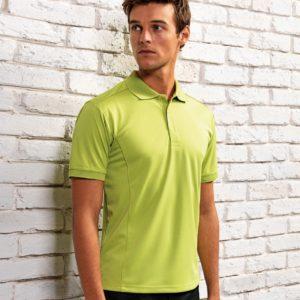 Premier Coolchecker Pique Polo Shirt PR615