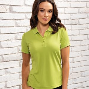 Premier Ladies Coolchecker Pique Polo Shirt PR616