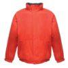 Regatta Dover Waterproof Insulated Jacket TRW297 Red Navy Blue New