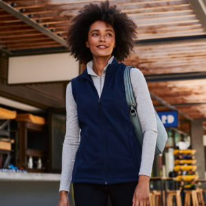 Regatta Ladies Micro Fleece Bodywarmer TRA802