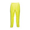 Regatta Pro Packaway Trousers TRW348 Yellow