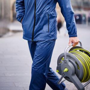 Regatta Pro Packaway Waterproof Breathable Trousers TRW348