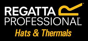 Regatta Professional Hats and Thermals
