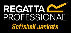 Regatta Professional Softshell Jackets