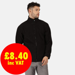 Regatta Zip Fleece Jacket Clearance