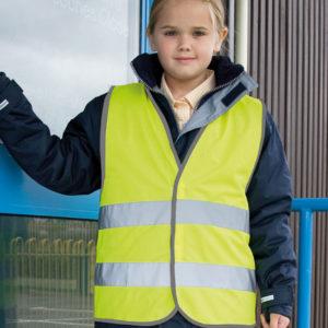 Result Core Kids Hi -Vis Safety Vest RS200B