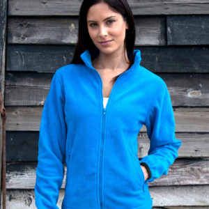 Result Core Ladies Fashion Fit Outdoor Fleece RS220F