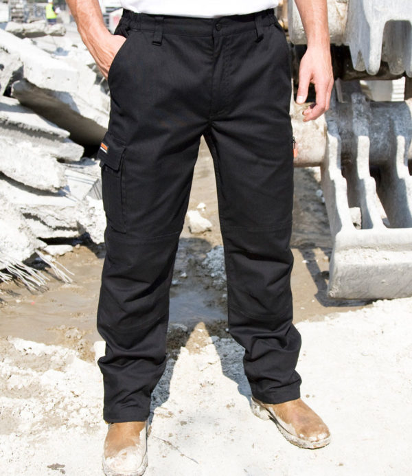 Result Work-Guard Sabre Stretch Trousers RS303