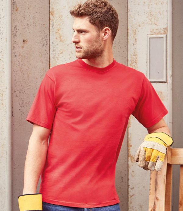 Russell Classic Heavyweight Combed Cotton T-Shirt 215M