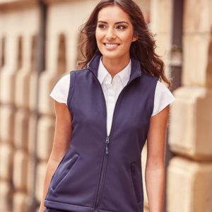 Russell Ladies Smart SoftShell Gilet 041F