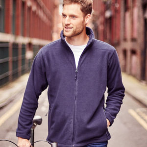 Russell Outdoor Fleece Jacket 870M