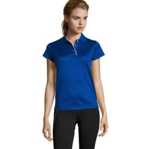 SOLS Ladies Performer Pique Polo Shirt 01179
